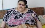 350-килограммовая жительница Костаная попросила о помощи (фото)